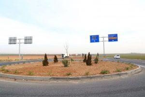 Uluslararası İpekyolu Ağaçlandırma  Projesi birinci etap tamamlandı