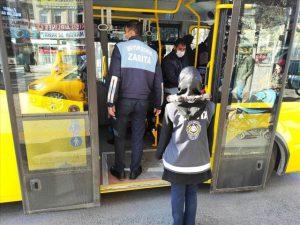 Kovid-19 tedbirlerini ihlal eden 123 kişiye 110 bin 700 lira ceza