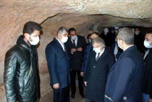 """Bakan Yardımcısı Demircan, """"Midyat'tan etkilendim"""""""