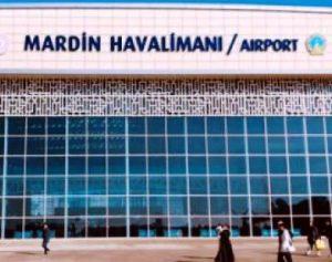 Mardin Havalimanında geçen yıl aranan 299 şüpheli yakalandı