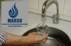 Su borcu yapılandırması için son hafta