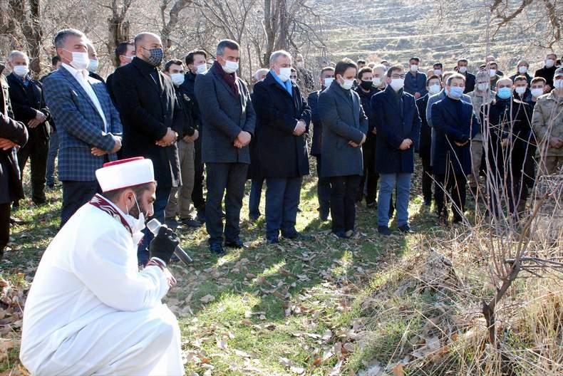 Terör kurbanları dualarla anıldı