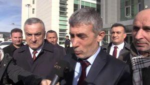 Ağabey Safitürk: Mardin'deki kararla ikinci kez yıkıldık