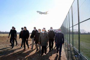 Vali Demirtaş : 2021 yılı Mardin için bir hizmet yılı olacak