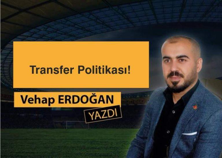 Transfer Politikası