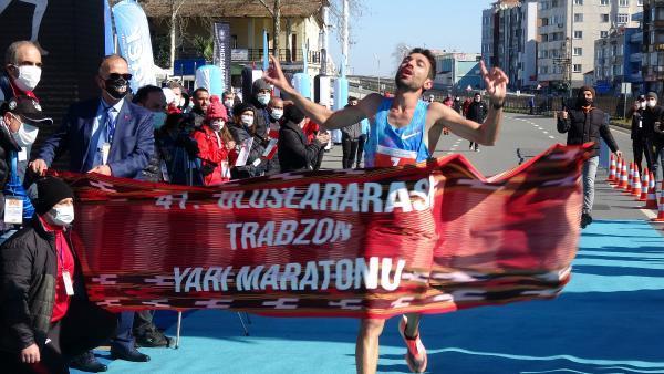 Türkiye Maraton Birinciliği'nde Ömer Alkanoğlu Şampiyon