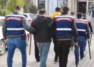 Kızıltepe'de Aranan 4 hükümlü yakalandı
