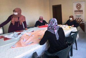 Artuklu'da mahalle  konakları hizmette
