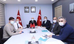 Vali Demirtaş: Asfaltlama çalışmalarına ağırlık vereceğiz