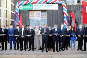 'Genç Ofis' Merkezi  Törenle Hizmete Açıldı