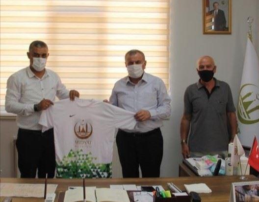 Midyat belediye spor'da  1. Lig'e ramak kaldı