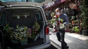 Çiçek satan iş yerlerine  '14 Şubat' muafiyeti