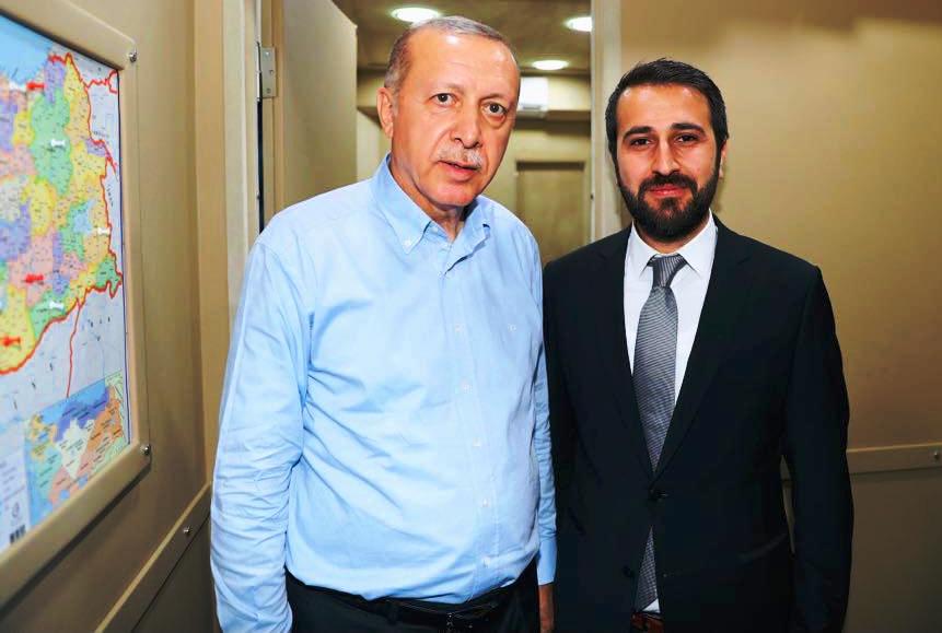 Ahmet Özkan'dan teşekkür mesajı