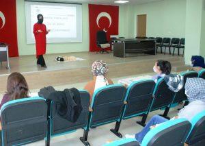 HEM'den ilk  yardım kursu