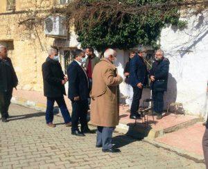 Ak Parti Nusaybin Teşkilatı kırsalda muhtar ve vatandaşlarla bir araya geldi