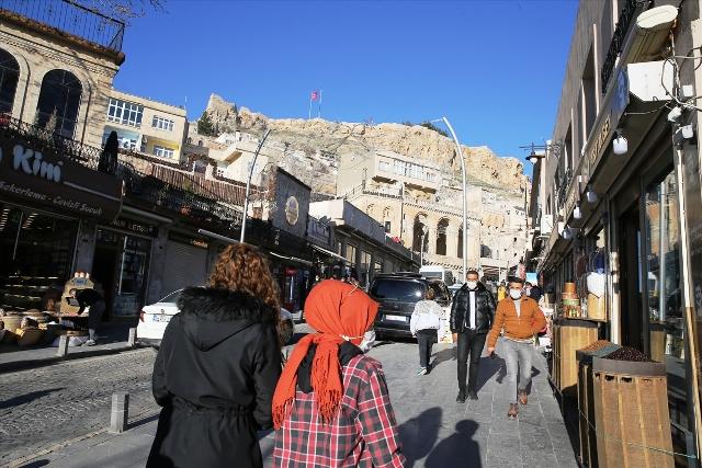 Tedbirler Mardin'de Kovid-19 vaka sayısını düşürdü