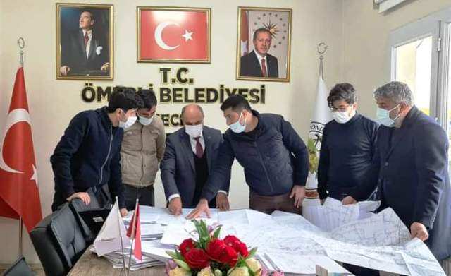 Başkan Altındağ: Ömerli İlçemiz  hak ettiği konuma kavuşacaktır