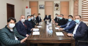 Mardin OSB Müteşebbis Heyeti Toplandı