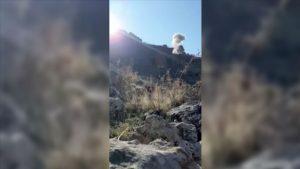 PKK'lı teröristlerin kullandığı 8 sığınak ve depo kullanılamaz hale getirildi