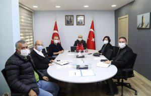 """Vali Demirtaş, """"Hedefimiz Derik'i zeytin vadisi yapmak"""""""