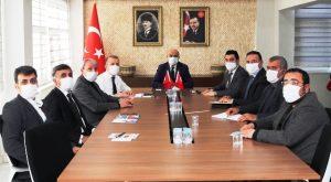 Mardin'in Yerel Ürünleri Ele Alındı
