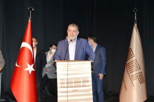 İzmir Mardinliler Federasyonu'nda  Ahmet Tunç güven tazeledi