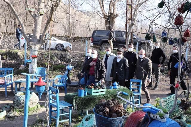 Vali Demirtaş'tan Hafta Sonu Ziyaretleri