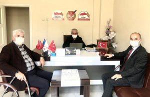 """Alanlı, """"Mardin turizmini  geliştirmek istiyoruz"""""""