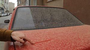 Meteorolojiden toz taşınımı ve çamur şeklinde yağış uyarısı
