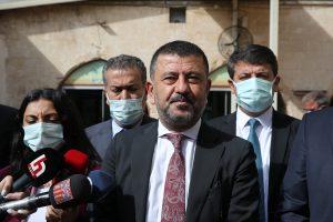 """CHP'li Veli Ağbaba: """"HDP'ye kapatma  davasının açılması siyasidir"""""""