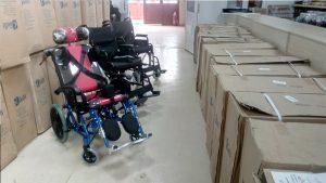 Elazığ Belediyesi Akülü ve tekerlekli sandalye alacak