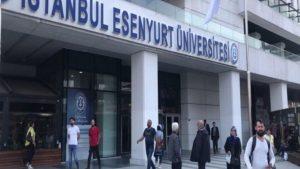 Esenyurt Üniversitesi 23 Öğretim Üyesi alıyor