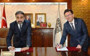 MAÜ, Şırnak Üniversitesi ile İşbirliği Protokolü İmzaladı