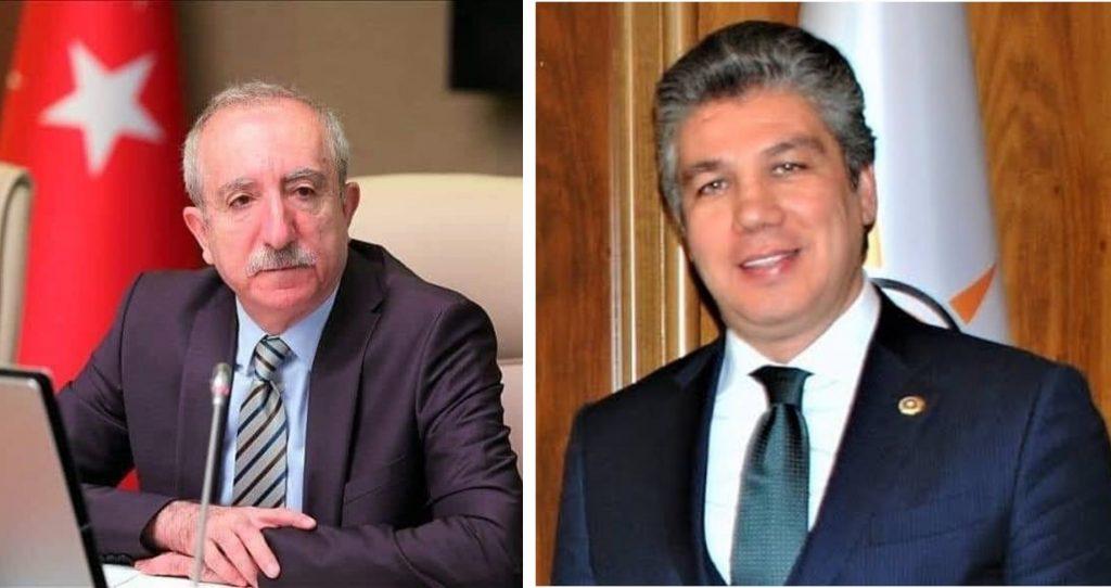 MKYK'ye Mardin'den İki Üye