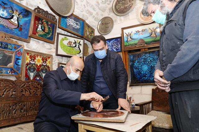 Mardin'in Sanatları UNESCO Yolunda