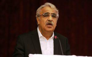 HDP'li Sancar, partisine açılan kapatma davasını değerlendirdi