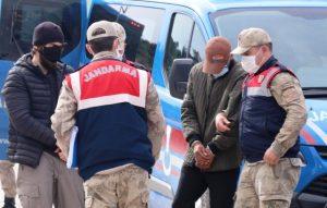 Suriye'den Türkiye'ye girmeye  çalışan 3 kişi yakalandı