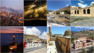 Tarihi kent Mardin'de, turizm  sezonunun heyecanı yaşanıyor