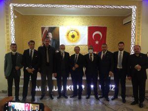Adalet ve Birlik Partisi Mardin il kongresi yapıldı