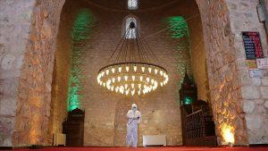 Ecdat yadigarı camiler ramazana hazır