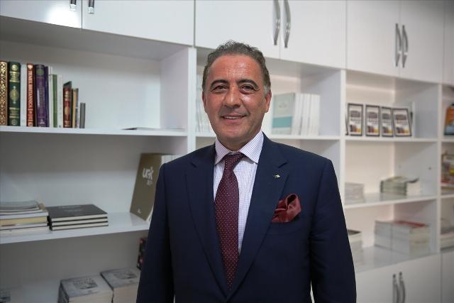 Cezayir'in Ankara Büyükelçisi Murad Adcabi'den Türk iş adamlarına  Cezayir'e Yatırım çağrısı