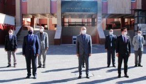 23 Nisan Ulusal Egemenlik ve  Çocuk Bayramı törenle kutlandı