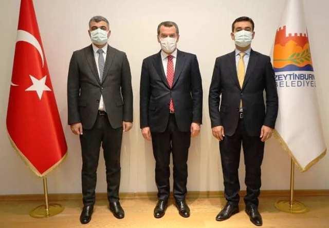 Kardeş İlçe Zeytinburnu'ndan  Dargeçit'e Kültür Merkezi Sözü