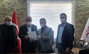 MTDF ve Mardin Muhtarlar Derneğinden Bildiriye Tepki