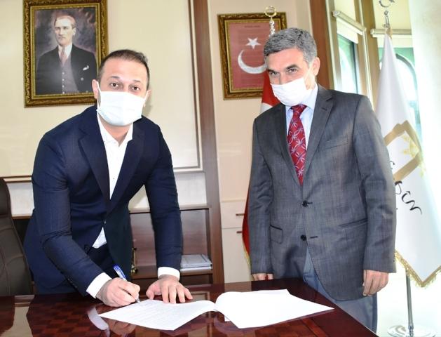 Nusaybin Kültür İnanç Parkı Aydınlatma Projesi protokolü imzalandı