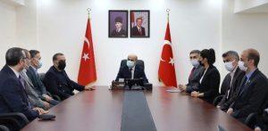 Vali Demirtaş: Mardin'imizin turizm potansiyelini artıracağız