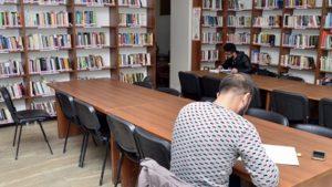 Kızıltepe'ye İlçe Halk Kütüphanesi yapılacak