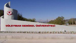 Süleyman Demirel Üniversitesine Öğretim Üyesi alınacak