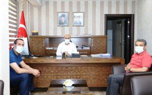 Vali Demirtaş'tan Fosfatspor Yönetimine Teşekkür