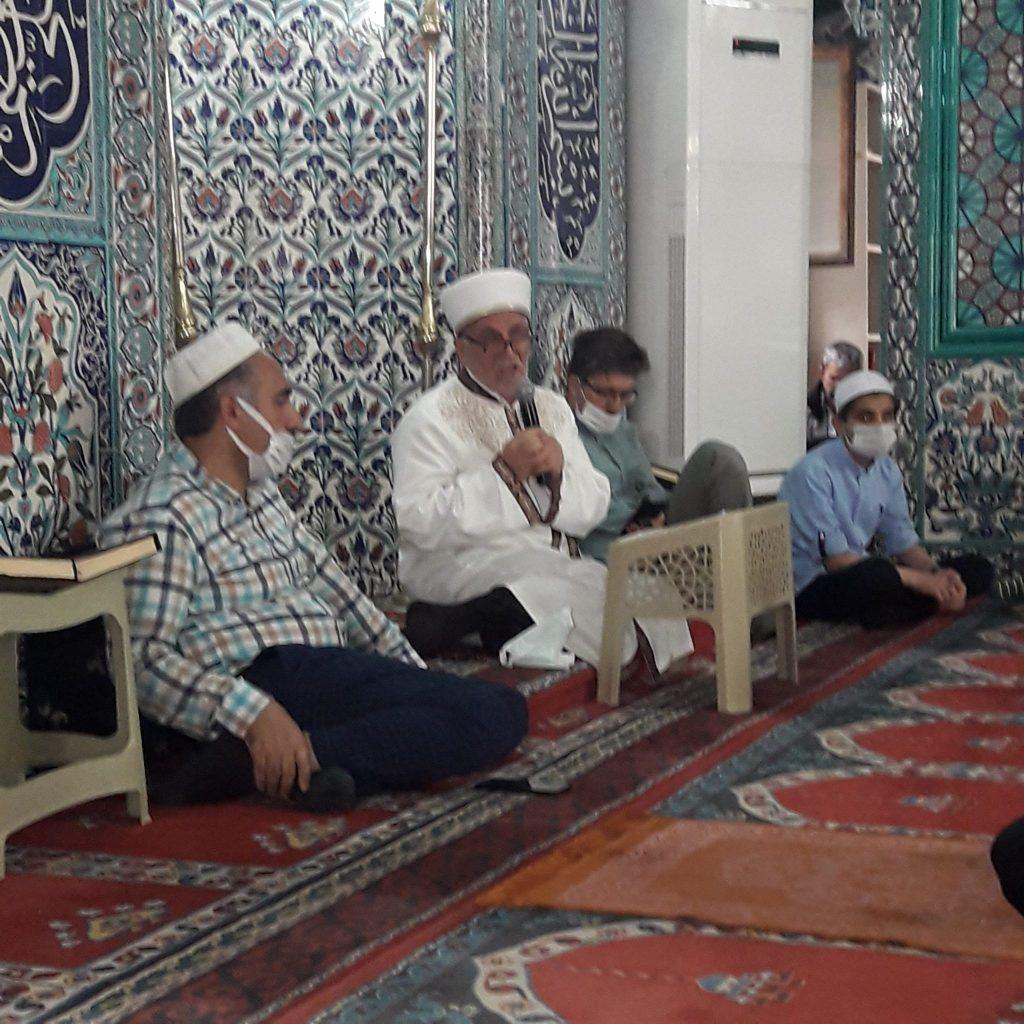 Filistin için dua edildi